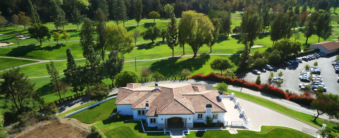 Golf Course Homes La Habra Ca